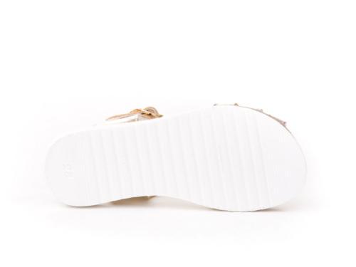 Sandalia brillo