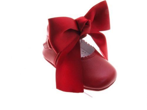 mercedita bebe roja