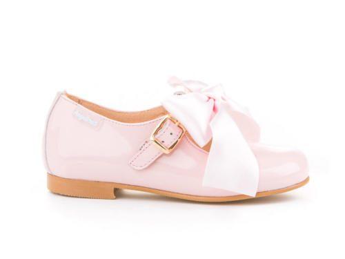 Pepito charol rosa