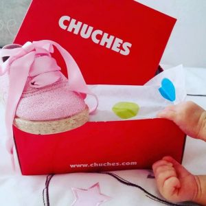 zapatillas yute rosa